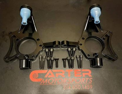 Picture of C5/C6 Corvette Drag Spindles
