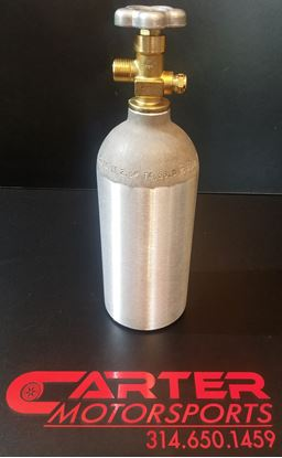 Picture of 2.5lb Co2 Bottle