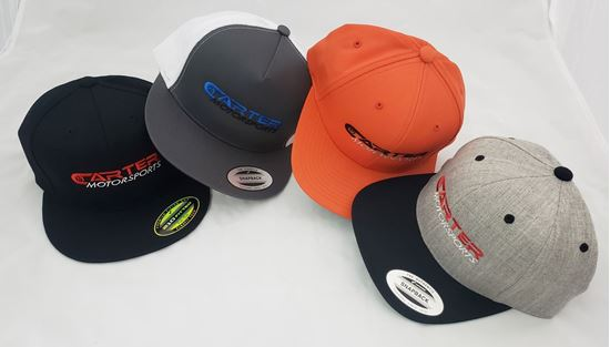 Picture of Snap Back Flat Bill Hats